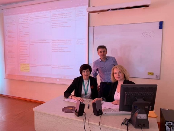 Members of NAQA participated in seminar-training in the frames of Erasmus+ EDUQAS project