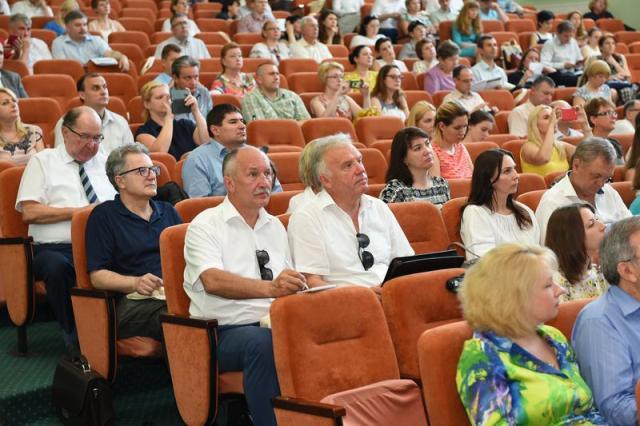 Міжнародна конференція «Розбудова системи забезпечення якості вищої освіти в Україні»