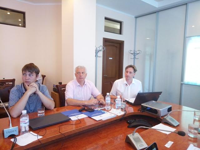 Засідання Національного агентства